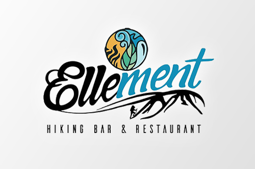 Ellement Hiking Bar Logo